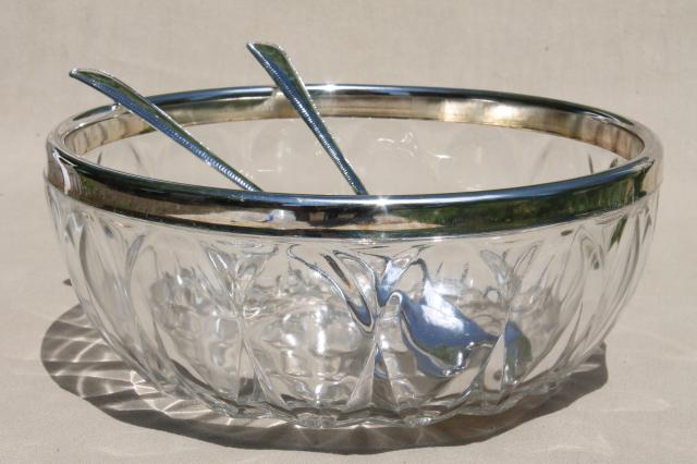 Old Fashioned Serving Bowls
