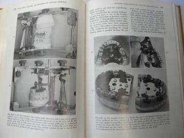 vintage dental textbook treatment of occlusal problems x-rays and photos