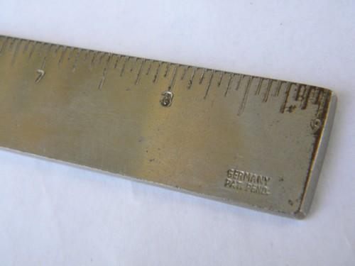 vintage desk accessory letter opener or paper knife - Germany