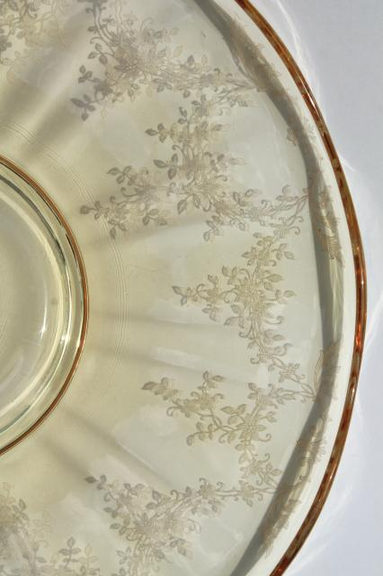 Vintage Etched Glass Torte Plate Topaz Yellow Depression Iphone Wallpapers Free Beautiful  HD Wallpapers, Images Over 1000+ [getprihce.gq]