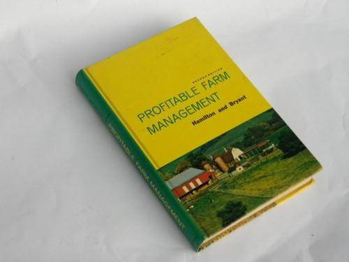 vintage farm library textbook for profitable farm management