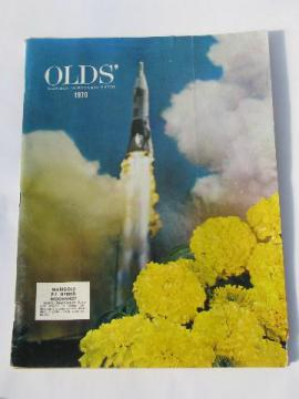 vintage garden seed catalog, vegetable & flower seeds Olds - Madison Wis