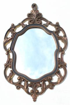 Vintage Mirrors Pictures Frames And Prints