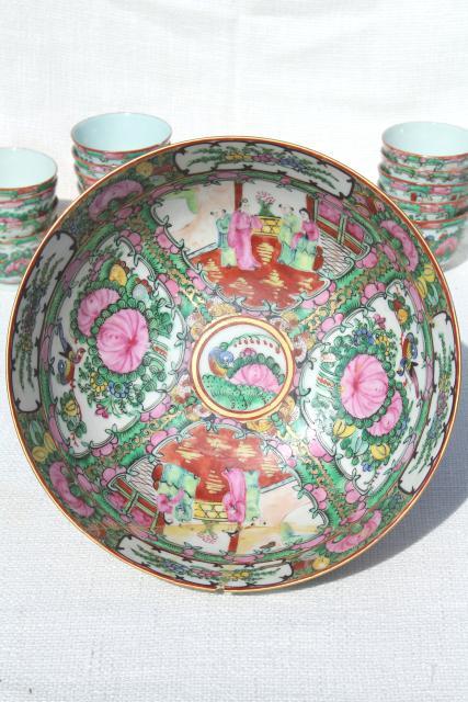 Rose Gold Tableware