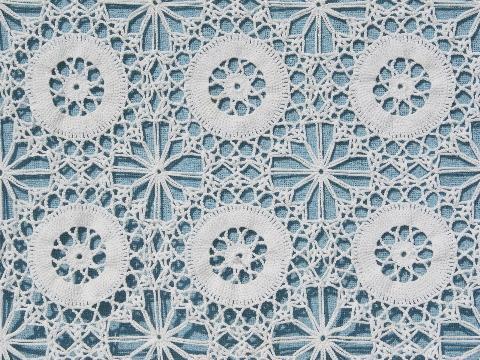 Free Vintage Lace Crochet Patterns ~ Pakbit for .