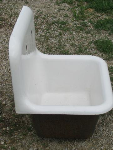 Farmhouse Laundry Sink : ... utility-sink-farmhouse-laundry-sink-Laurel-Leaf-Farm-item-no-b7111-2