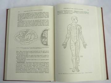 vintage medical dentistry book, Internal Medicine in Dental Practice