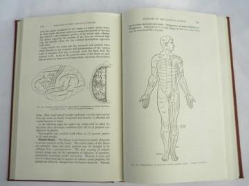 vintage medical dentistry book, Internal Medicine in Dental Practice