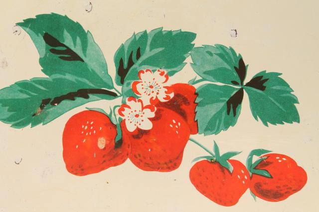 Strawberry Pictures To Print