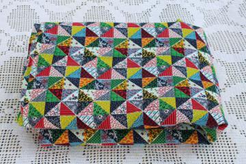 yellow and purple quilt quilt antique quilt 1920s quilt pinwheel quilt