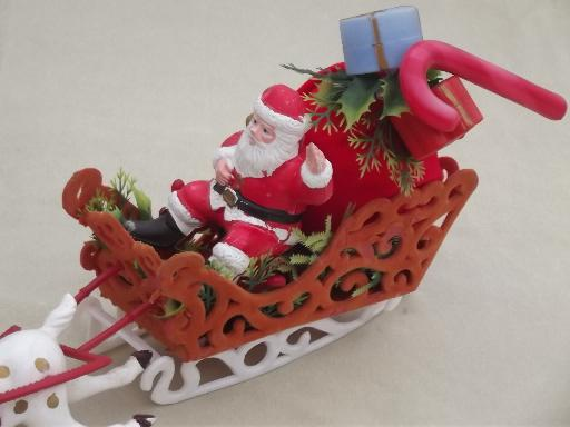 Crystal Reindeer Christmas Decoration