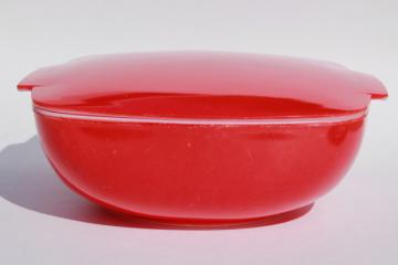 vintage Fire-King and Pyrex