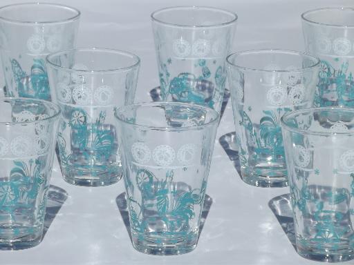 Drinking Glasses Set Of