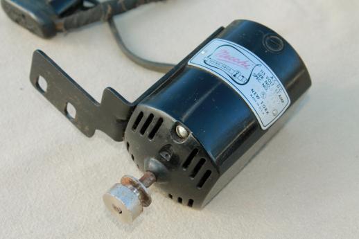 vintage sewing machine motor & wiring connector, replacement parts on necchi bu mira belt, necchi bu mira ebay, necchi bu mira sewing machine,
