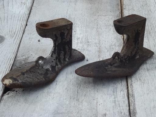 Iron Shoe Lasts For Sale