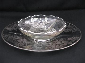 Antique Amp Vintage Pressed Pattern Glass Dishes Amp Serving