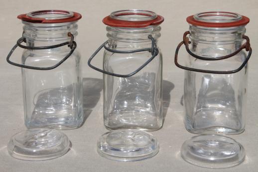 Small storage jars for spices best storage design 2017 for Glass jar kitchen ideas