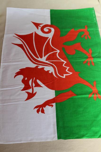 det walisisk flag