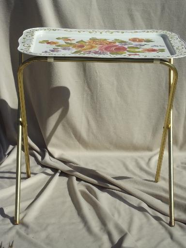 Excellent Vintage Folding TV Tray Tables 384 x 512 · 28 kB · jpeg