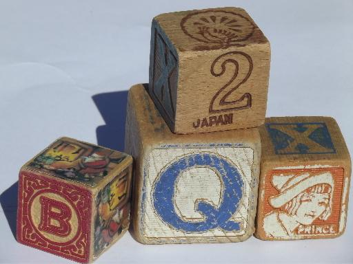 wooden letter blocks vintage wood alphabet blocks antique amp newer wooden abc 18228