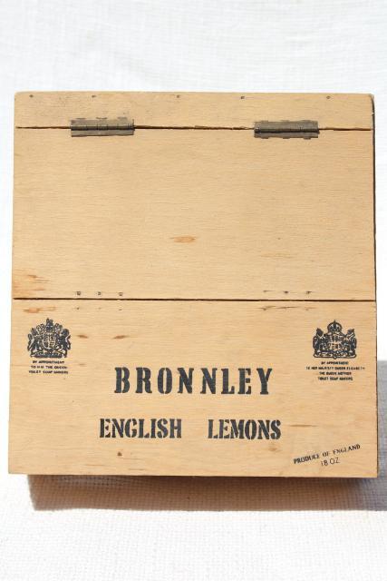 bronnley online shop