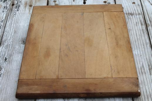 wood kitchen cutting board, big old wooden bread board, Kitchen design