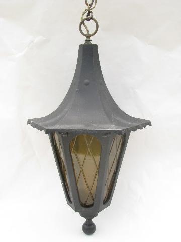 antique hanging porch light sevenstonesinc com