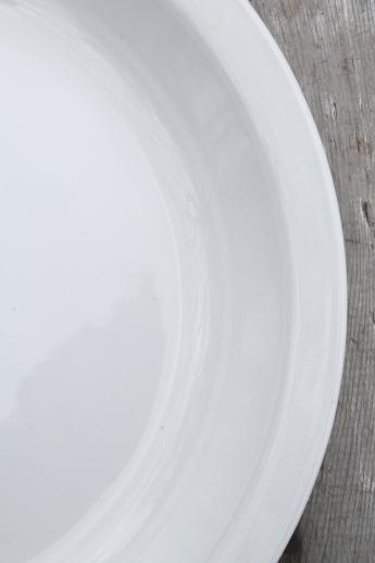 winter frost white Corelle Corning glass pie plate 10 inch diameter pie pan & winter frost white Corelle Corning glass pie plate 10 inch diameter ...